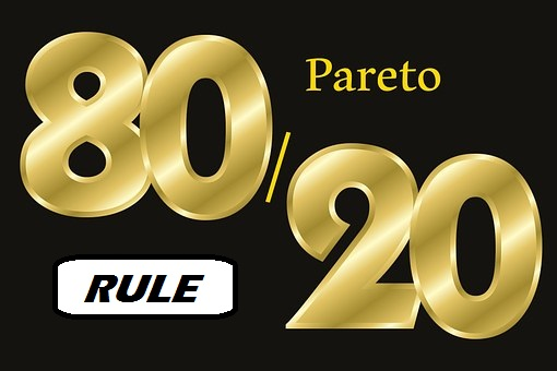 80/20 rule
