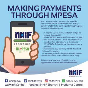 nhif beneficiaries