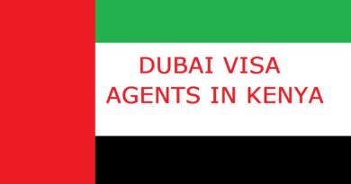 Dubai Visa Agents In Kenya