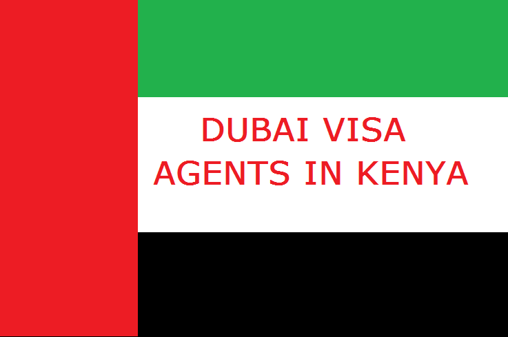 Dubai Visa Agents In Kenya