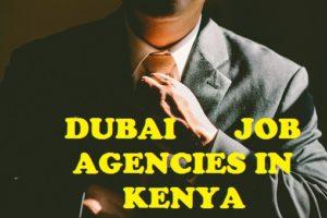 dubai recruitment agencies in kenya