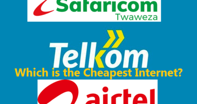 cheap internet in Kenya