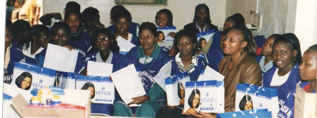beauty colleges in nairobi