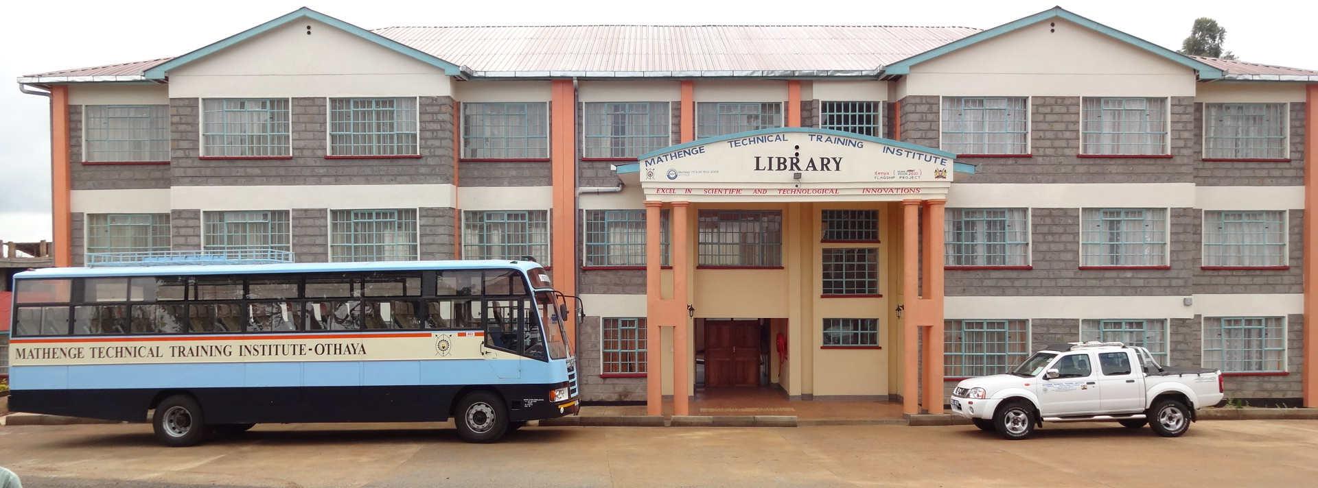 mathenge technical institute