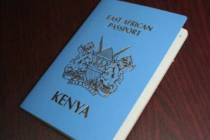 e passport application kenya