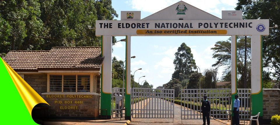 Eldoret National Polytechnic Admission Letter, Location, Contacts, Courses