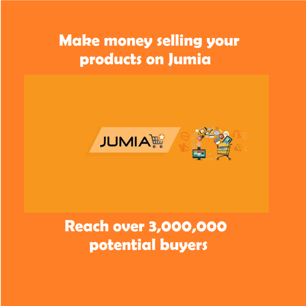 Here is How To Sell on Jumia Kenyaand Make crazy Money