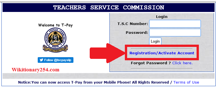 TSC Payslip Online: Here is how to register and download