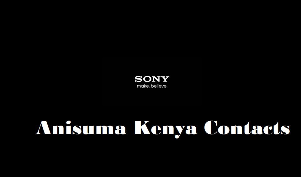 Anisuma Kenya Contacts