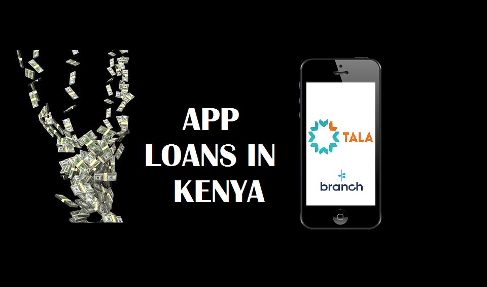 App Loans in Kenya