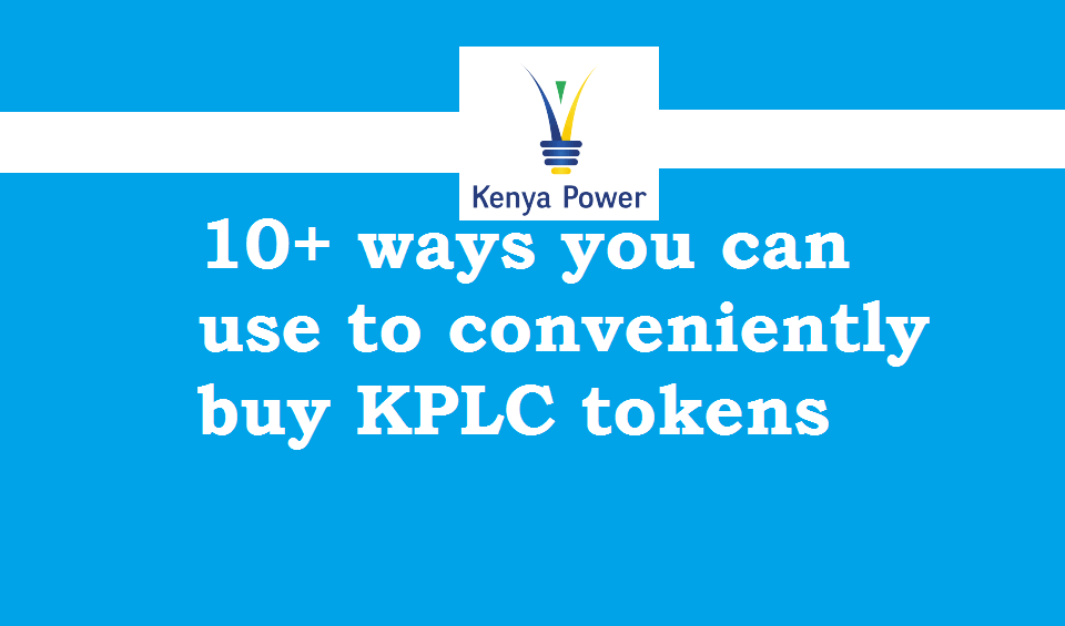 Buy KPLC tokens
