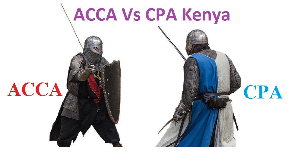 ACCA Vs CPA Kenya