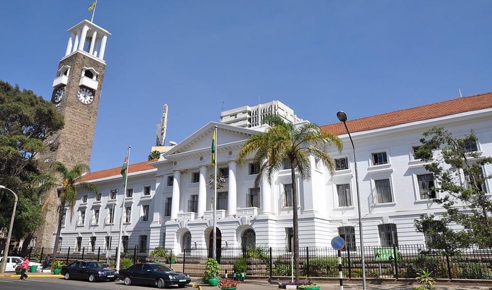 Sub Counties In Nairobi