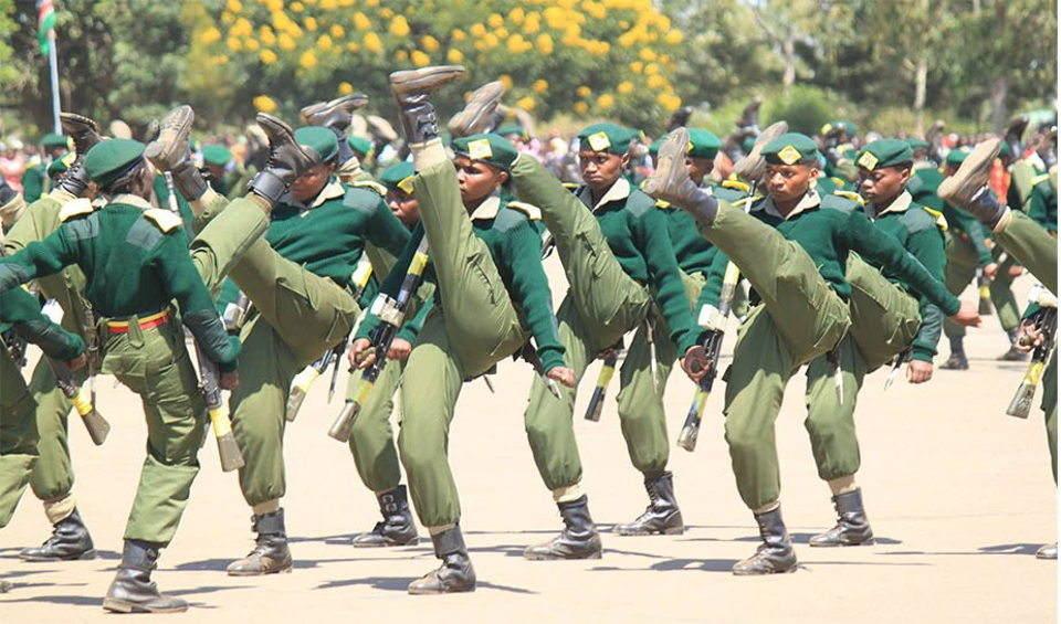 Kenya prisons recruitment 2019