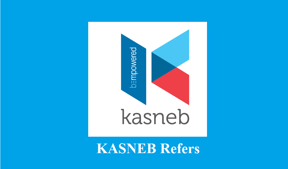 KASNEB refers